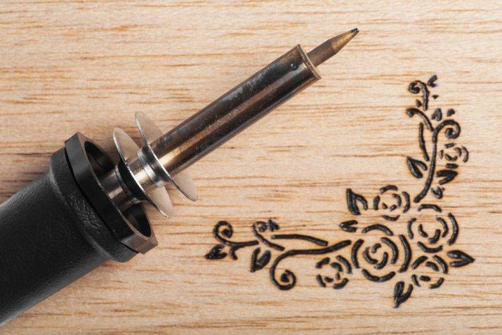 pirografia la tecnica brescia