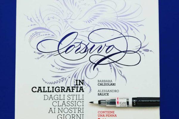 kit calligrafia copertina